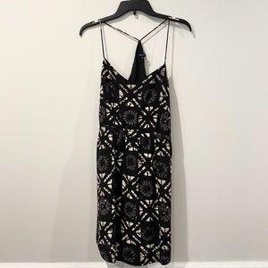 Madewell Starview Silk Cami Batik Dress